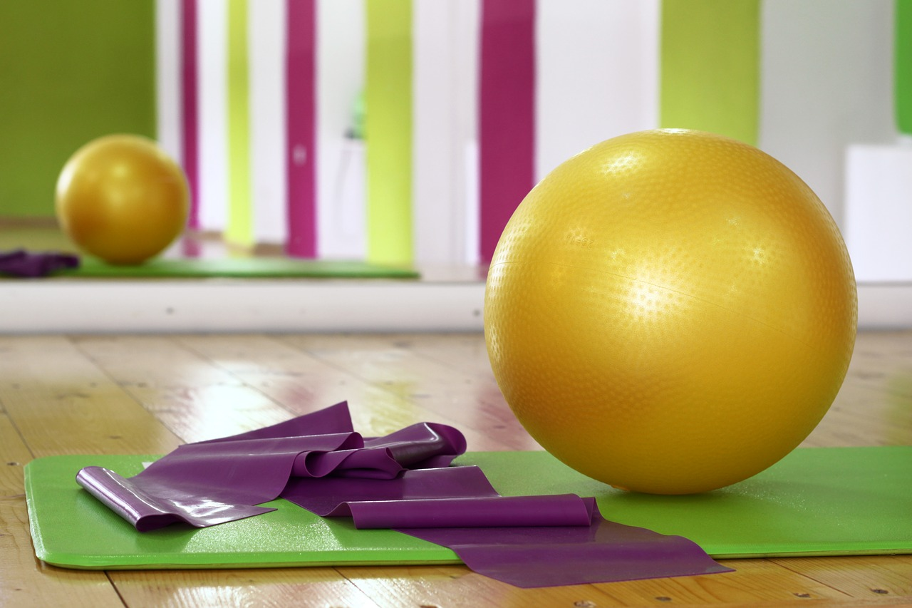 PILATES Y SUS BENEFICIOS
